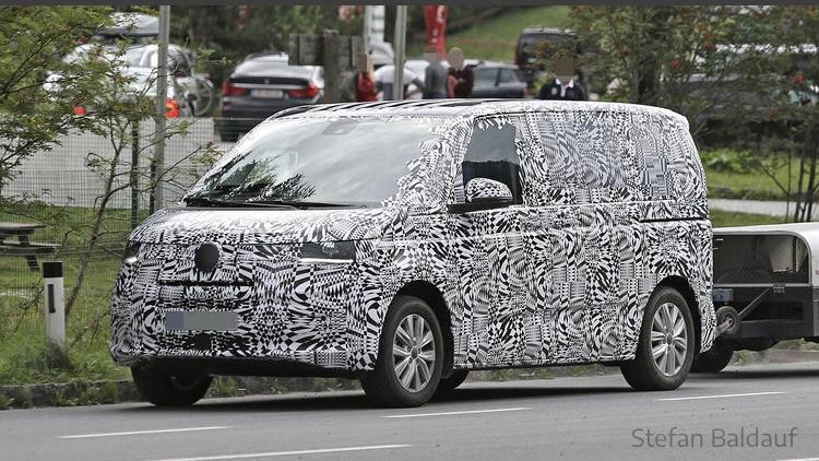 2021 - [Volkswagen] Transporter [T7] A8148e10