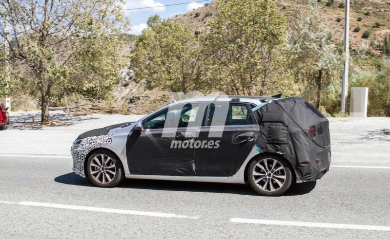 2020 - [Hyundai] I30 III 5p/SW/Fastback Facelift A815