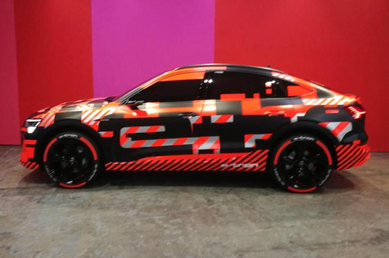 2020 - [Audi] E-Tron Sportback A8159010