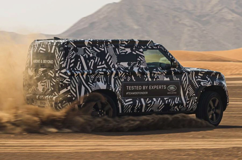 2018 - [Land Rover] Defender [L663] - Page 9 A82f1b10
