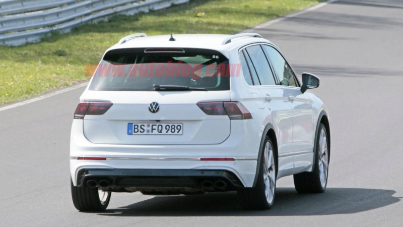 2020 - [Volkswagen] Tiguan II restylé  - Page 2 A8612710
