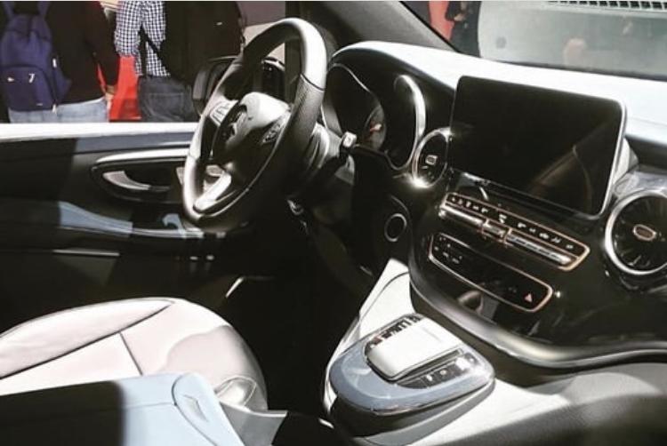 2019 - [Mercedes-Benz] EQV A91ad210