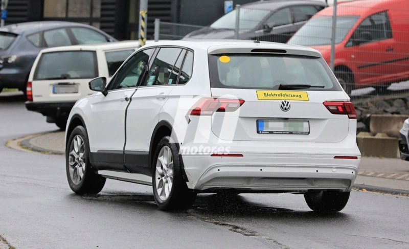 2021 - [Skoda] SUV EV A925