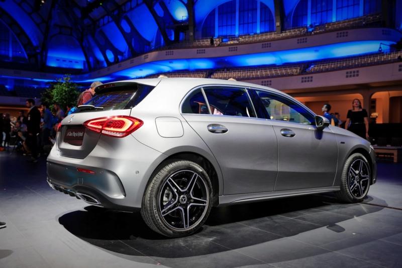 2018 - [Mercedes] Classe A (W177) - Page 34 A95c2810