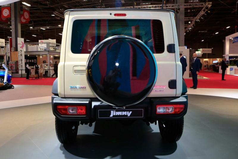 2018 - [Suzuki] Jimny 2  - Page 4 A95c4210