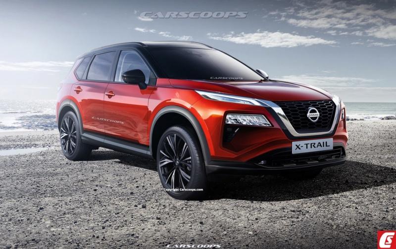 2021 - [Nissan] X-Trail IV / Rogue III - Page 2 A9604b10