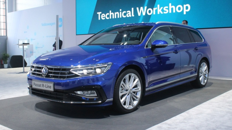 2019 - [Volkswagen] Passat restylée - Page 4 A963ac10