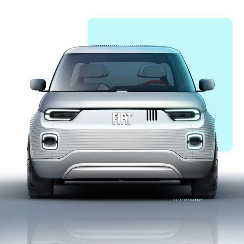 2019 - [Fiat] Panda Concept - Page 2 A9703310