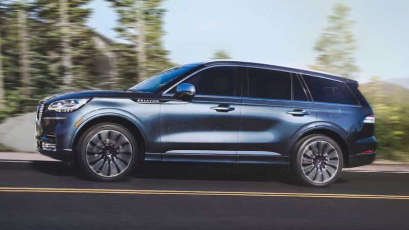 2019 - [Lincoln] Aviator A9827210