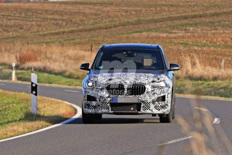 2019 - [BMW] X1 restylé [F48 LCI] A9830810