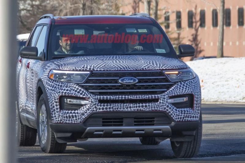 2019 - [Ford] Explorer A989cb10