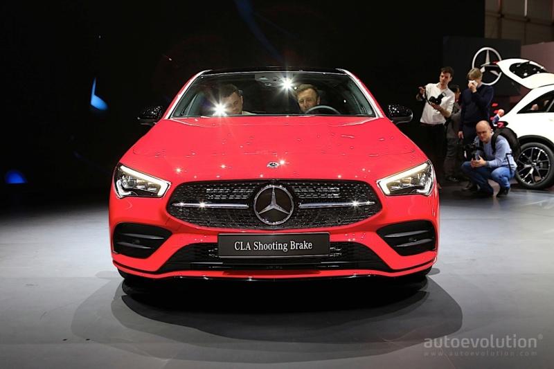 2019 - [Mercedes-Benz] CLA Shooting Brake II A9b1fe10