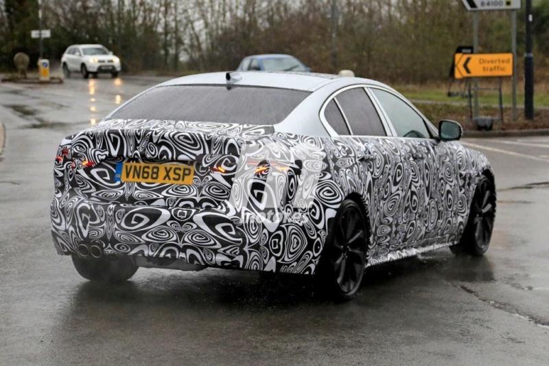 2019 - [Jaguar] XE restylée  A9bf5d10