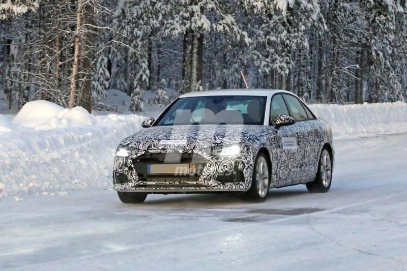 2018 - [Audi] A4 restylée  - Page 4 A9dd2b10