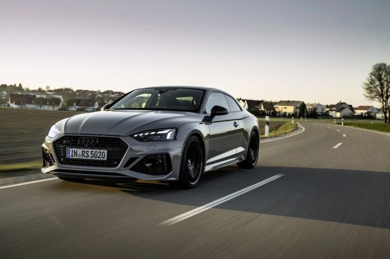 2020 - [Audi] A5 Coupé/Cab/SB restylée A9f9bb10