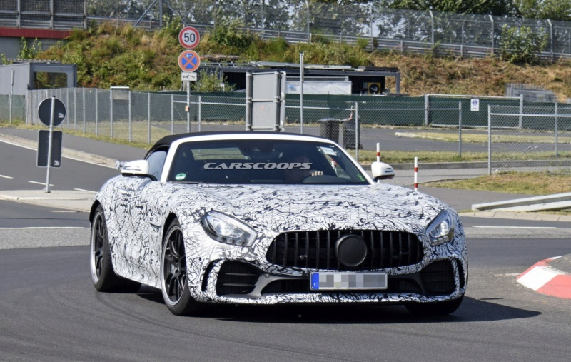 2014 - [Mercedes-AMG] GT [C190] - Page 30 Aa1d7f10