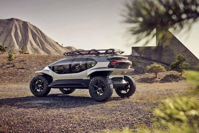 2019 - [Audi] AI:me E-Tron / AI:Trail Quattro - Page 2 Aa351910