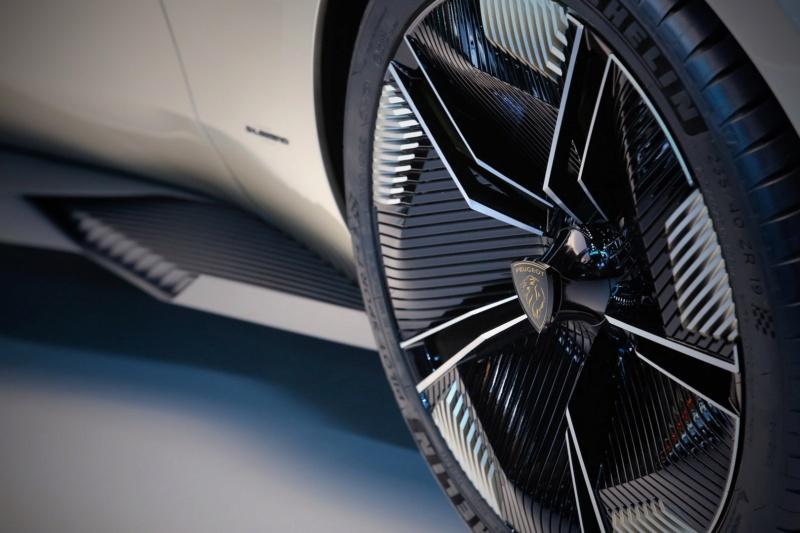 2018 - [Peugeot] e-Legend Concept - Page 14 Aa463410