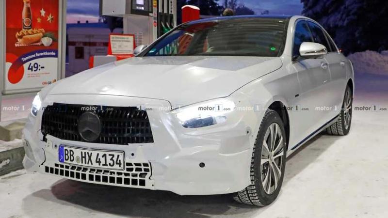 2020 - [Mercedes-Benz] Classe E restylée  Aa468c10
