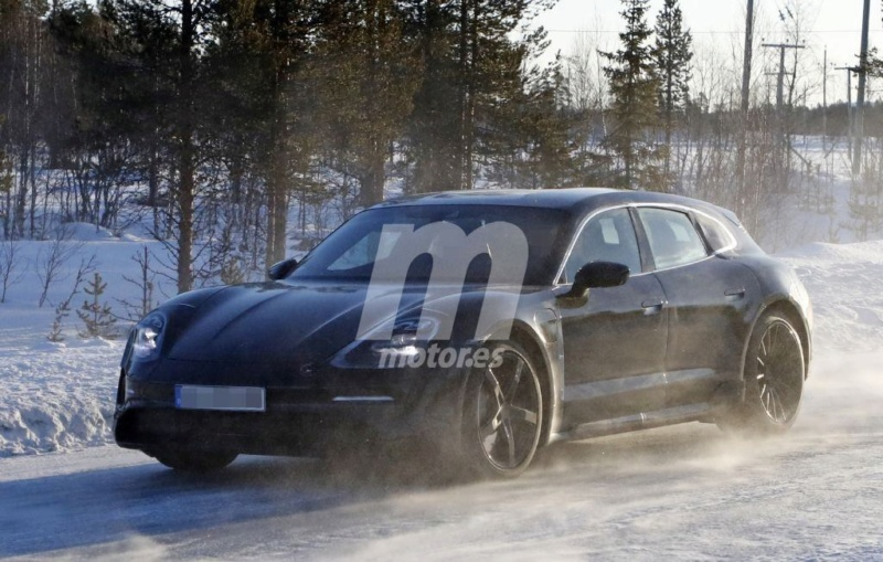 2020 - [Porsche] Taycan Sport Turismo Aa686e10