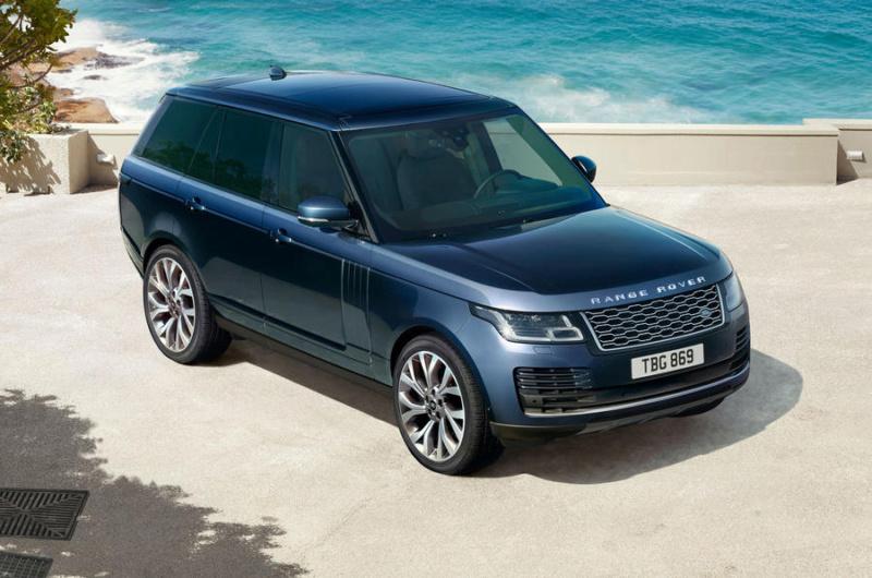 2017 - [Land Rover] Range Rover/ Sport/ SVR restylés - Page 4 Aa79af10