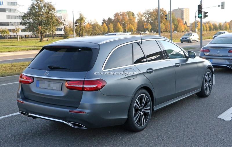 2020 - [Mercedes-Benz] Classe E restylée  Aa95a410