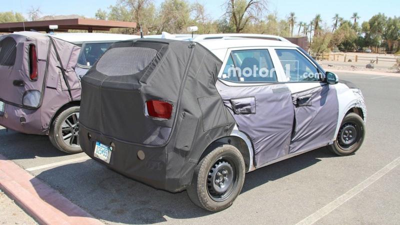 2020 - [Hyundai] Venue SUV compact  Aac1d610