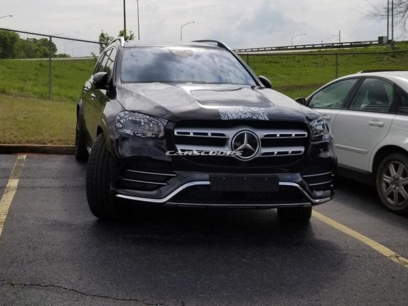 2018 - [Mercedes] GLS II - Page 5 Aac65710