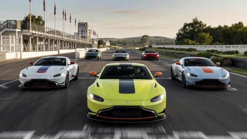 2017 - [Aston Martin] Vantage - Page 4 Aadfb410