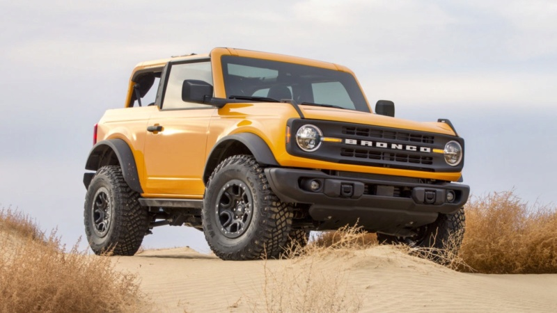 Ford Bronco / Sport (2020) 27