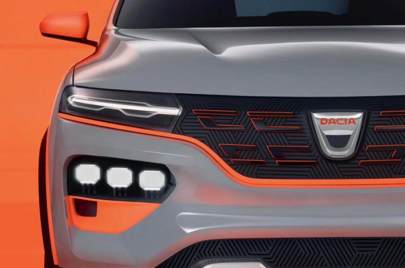 2020 - [Dacia] Spring (show car) Aaeb8e10