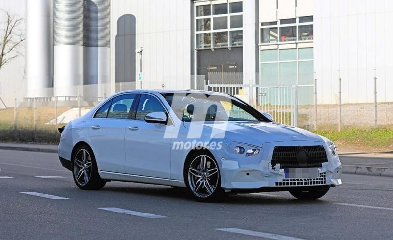 2020 - [Mercedes-Benz] Classe E restylée  Ab01f110