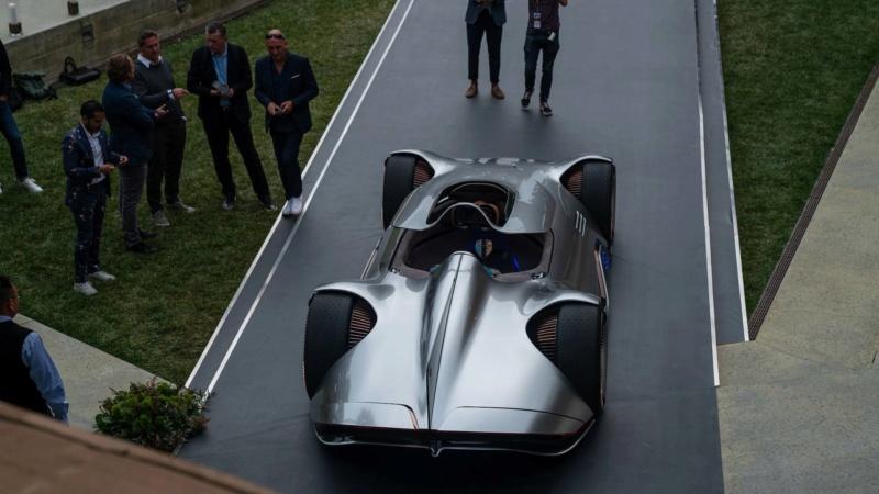 2018 - [Mercedes] EQ Silver Arrow Concept (Pebble Beach) - Page 2 Ab0faf10