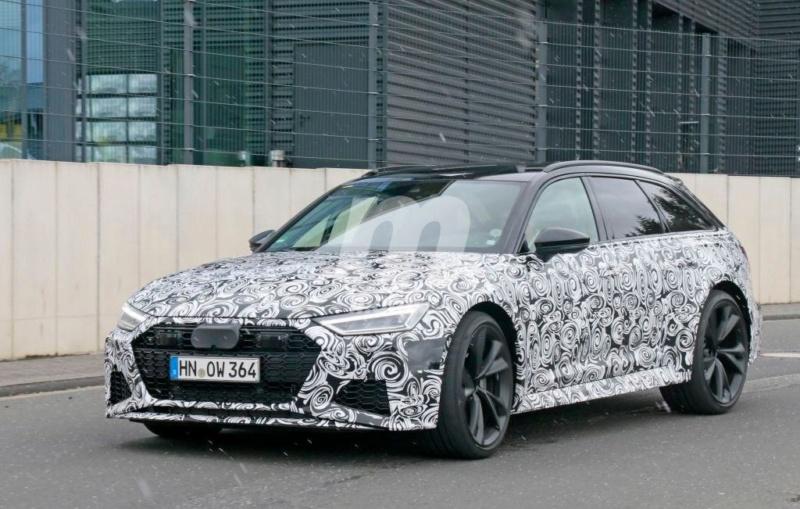 2017 - [Audi] A6 Berline & Avant [C8] - Page 11 Ab26a710
