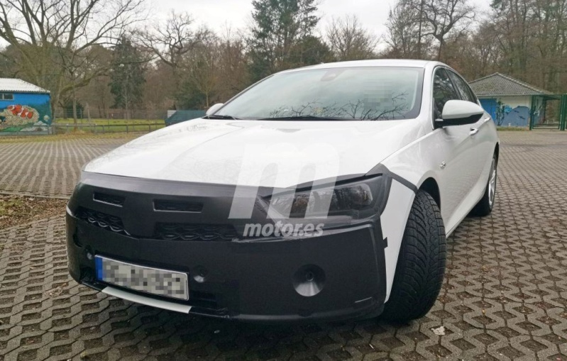 2020 - [Opel] Insignia Grand Sport Restylée  - Page 2 Ab380510