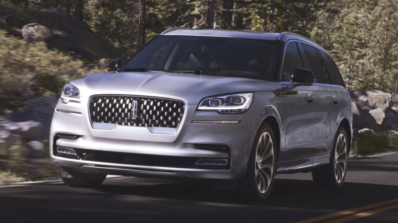 2019 - [Lincoln] Aviator Ab40db10