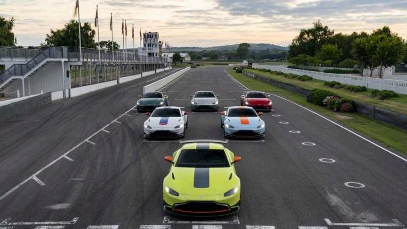 2017 - [Aston Martin] Vantage - Page 4 Ab471410