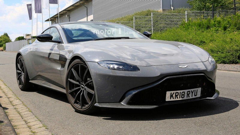 2017 - [Aston Martin] Vantage - Page 3 Ab7a2d10