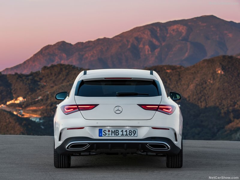 2019 - [Mercedes-Benz] CLA Shooting Brake II Ab7fca10