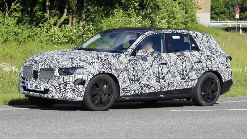 2021 - [Mercedes-Benz] GLC II Abbf3a10