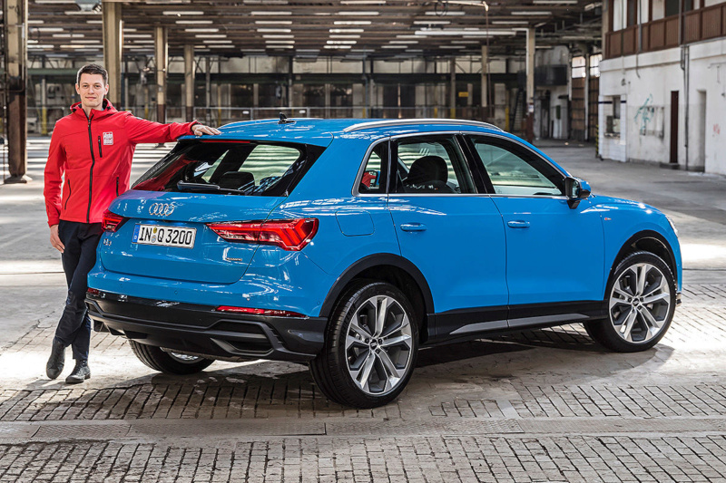 2018 - [Audi] Q3 II - Page 6 Abe95010