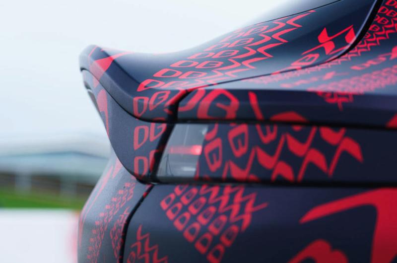 2019 - [Aston Martin] DBX - Page 4 Abe9d110