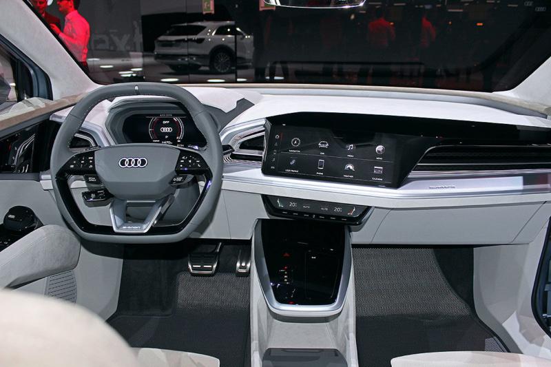 2019 - [Audi] Q4 e-Tron Concept - Page 2 Abeb9c10