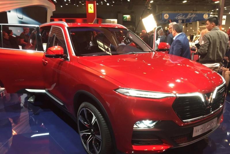 vinfast - 2020 - [VinFast] Sedan - SUV by Pininfarina Abed4710