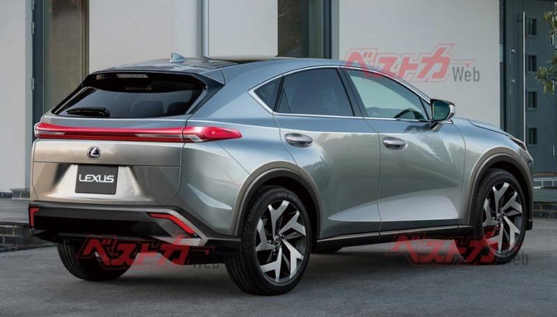 2021 - [Lexus] NX II Ac02fb10