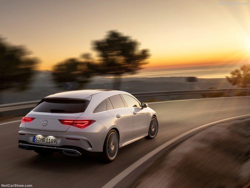 2019 - [Mercedes-Benz] CLA Shooting Brake II Ac2d9810