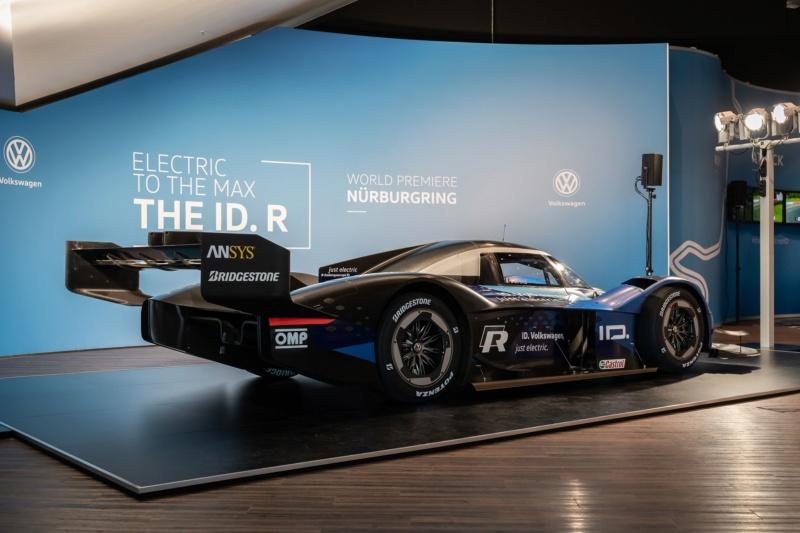 2018 - Volkswagen ID R Pikes Peak Ac44fa10