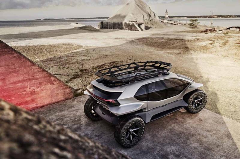 2019 - [Audi] AI:me E-Tron / AI:Trail Quattro - Page 2 Ac537e10