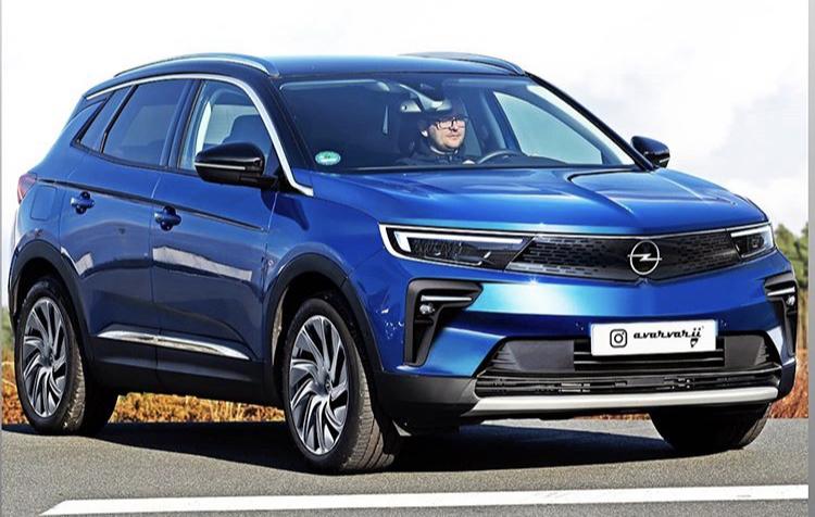 2021 - [Opel] Grandland X restylé  Ac54b010