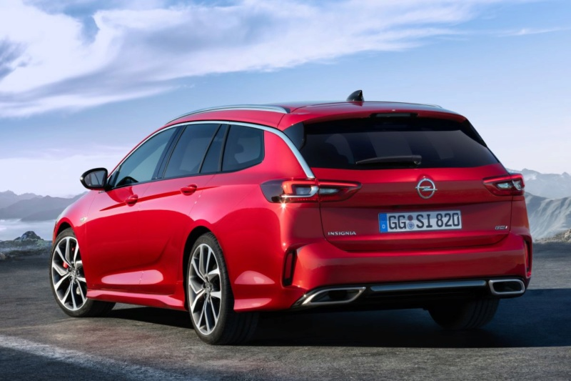 2020 - [Opel] Insignia Grand Sport Restylée  - Page 6 Ac5a9510